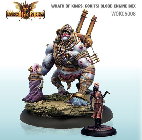 Wrath of Kings: House Goritsi - Specialist Box #2 (2)