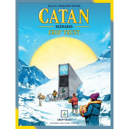 Catan Scenarios: Crop Trust | Board Games | Miniature Market