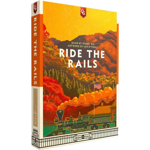 Iron Rail #2: Ride the Rails
