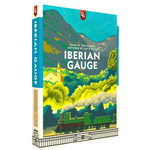 Iron Rail #3: Iberian Gauge