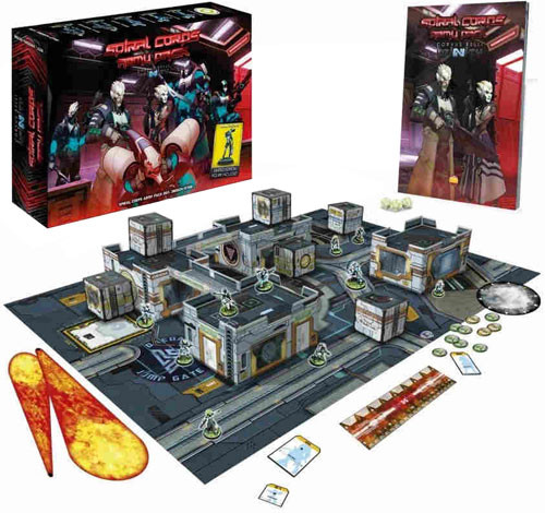 Infinity: Tohaa - Spiral Corps Army Pack