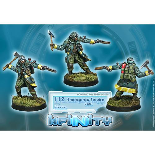 Infinity: Ariadna - 112, Emergency Service (Doctor)