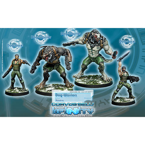 Infinity: Ariadna - Dog-Warriors (4)