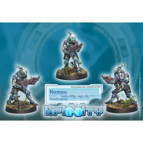 Infinity: PanOceania - Kamau (Combi Rfl, Lt GL)