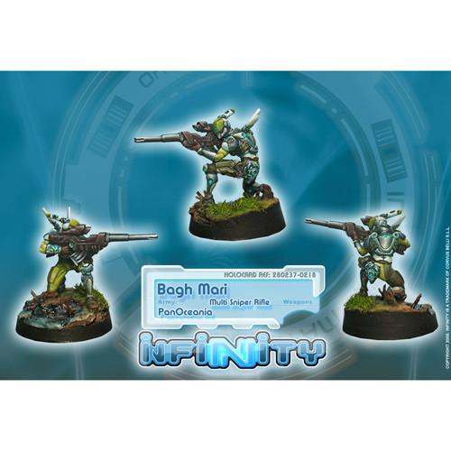 Infinity: PanOceania - Bagh Mari (Multi Sniper Rfl)