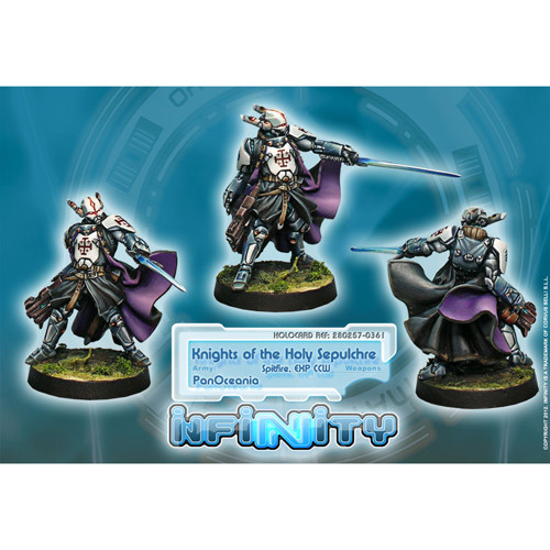 Infinity: PanOceania - Knights of the Holy Sepulchre