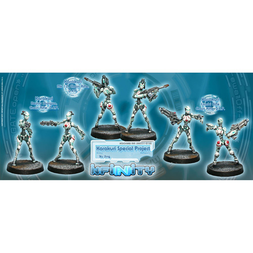 Infinity: Yu Jing - Karakuri Special Project Unit Box (3)