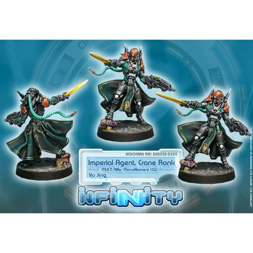 Infinity: Yu Jing - Imperial Agent, Crane Rank
