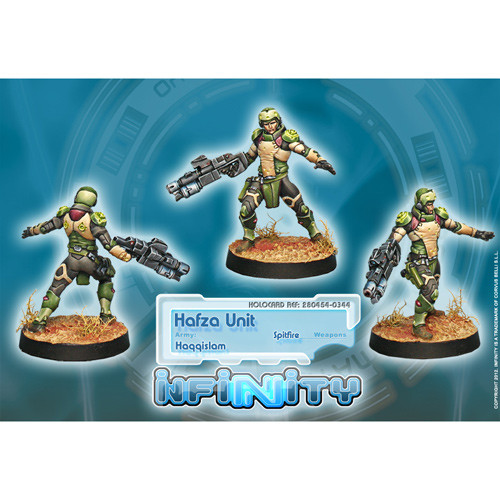 Infinity: Haqqislam - Hafza Unit (Spitfire)