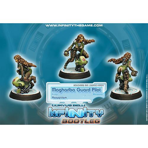 Infinity: Haqqislam - Bootleg Maghariba Guard Pilot
