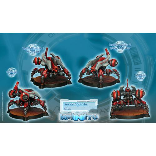Infinity: Nomads - Tsyklon Sputniks Unit Box (2)
