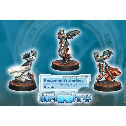 Infinity: Nomads - Reverend Custodiers (Boarding Shotgun)