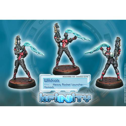Infinity: Nomads - Wildcats (Hvy Rocket Launcher)