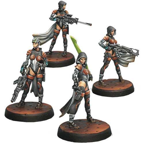Infinity: Nomads - Reverend Moiras Unit Box