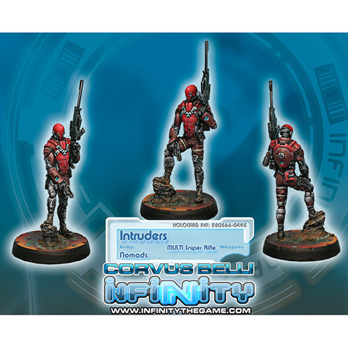 Infinity: Nomads - Intruders (Multi Sniper Rfl)
