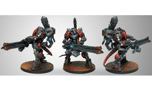 Infinity: Nomads - Szalamandra Squadron (1) | Table Top