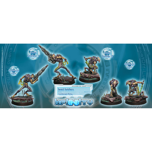 Infinity: Combined Army - Seed Soldiers (2)
