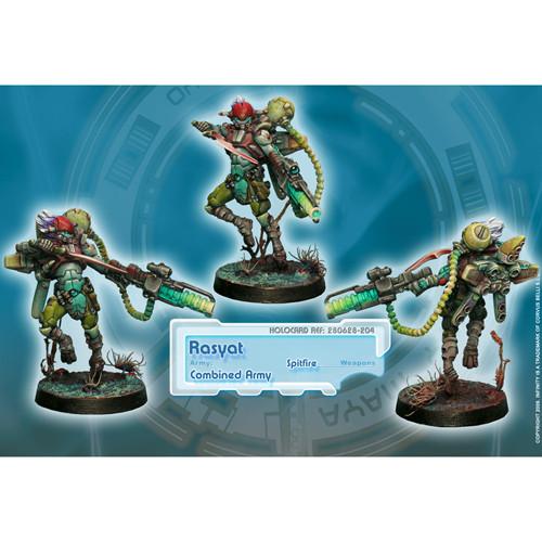 Infinity: Combined Army - Rasyat (Spitfire)