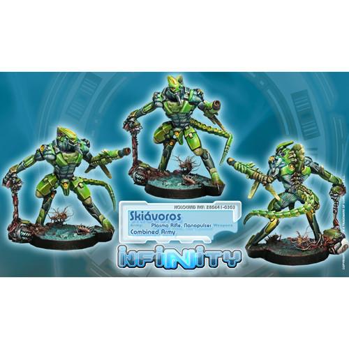 Infinity: Combined Army - Skiavoros (Plasma Rfl, Nanopulser)