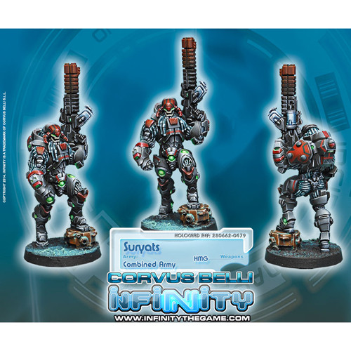 Infinity: Combined Army - Suryats (1)