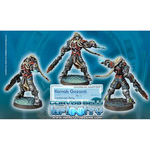 Infinity: Combined Army - Kornak Gazarot (1)