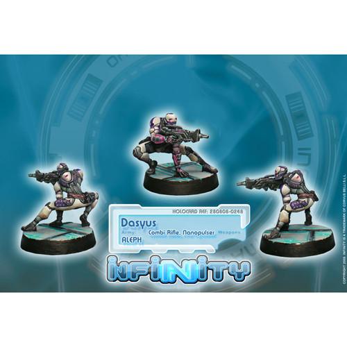 Infinity: ALEPH - Dasyu (Combi Rfl, Nanopulser)