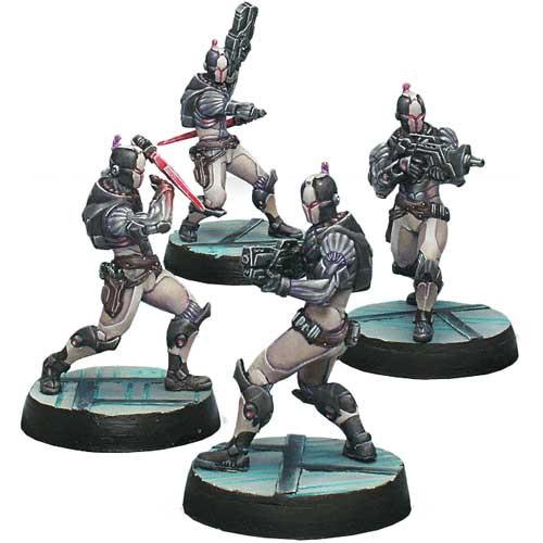 Infinity: ALEPH - Myrmidons Unit Box