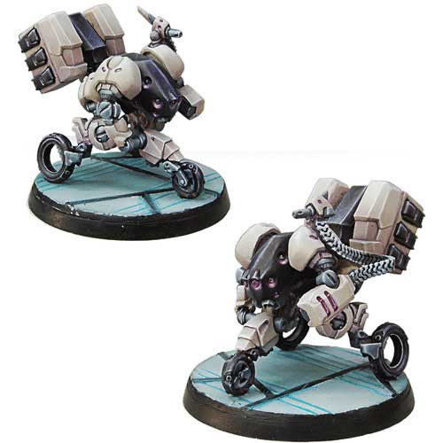 Infinity: ALEPH - Probots Unit Box