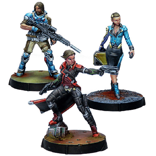 Infinity: Dire Foes Mission Pack 9 - Datacash (3)