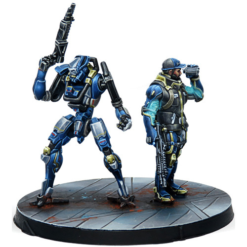 Infinity: O-12 - Alpha Unit