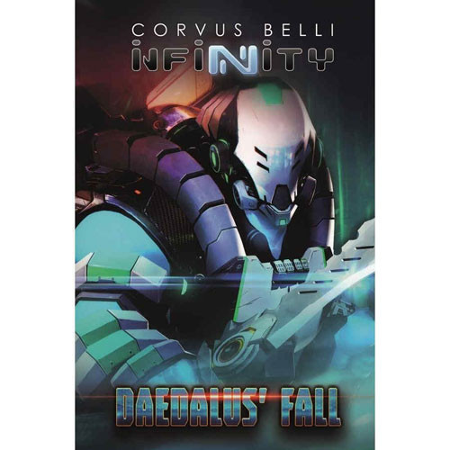 Infinity: Daedalus' Fall Campaign Book (Hardcover)