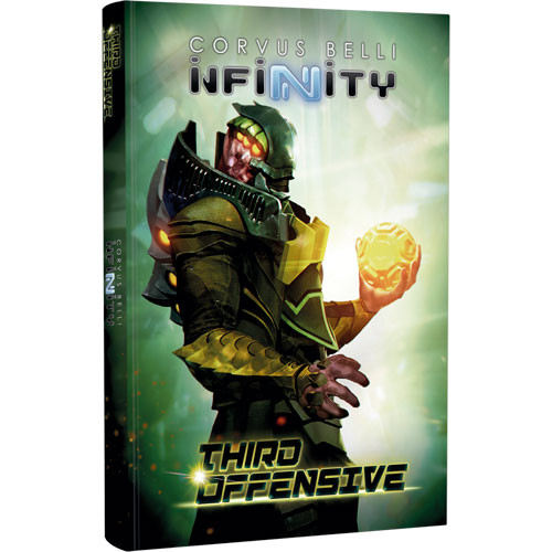 Infinity: Third Offensive (Hardcover)