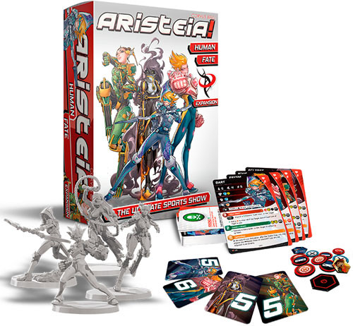 Aristeia! Human Fate Box