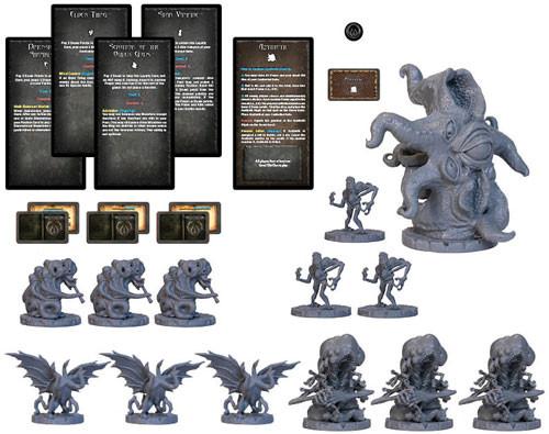 Cthulhu Wars: Azathoth Expansion