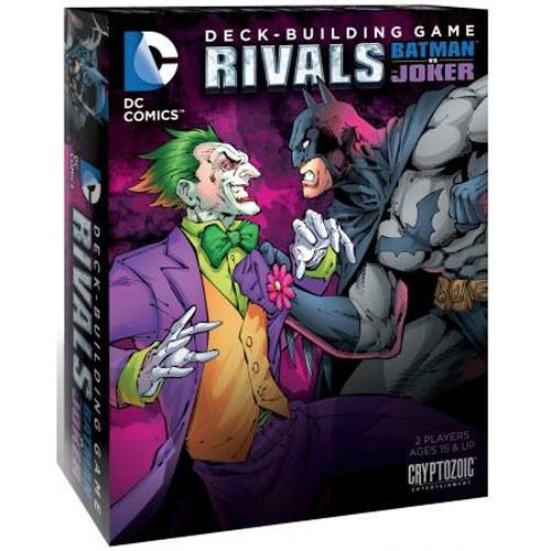 DC Comics Deck Building Game: Rivals - Batman vs. The Joker