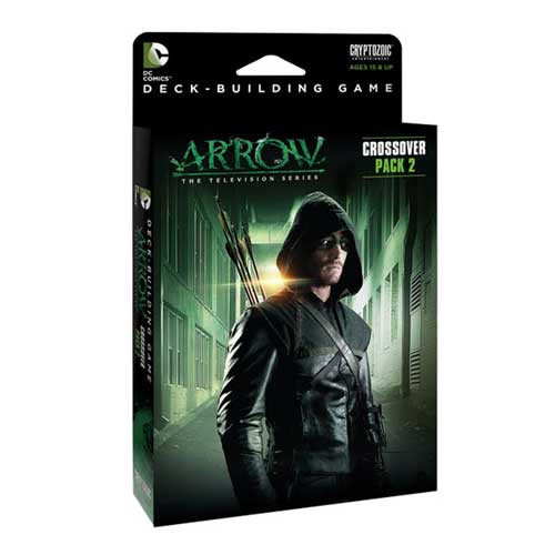 DC Comics Deck Building Game: Crossover Pack #2 Arrow the TV Series