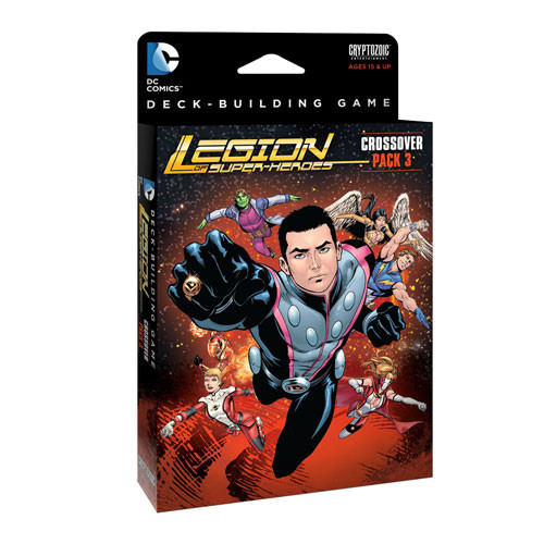 DC Comics Deck Building Game: Crossover Pack #3 Legion of Super-Heroes