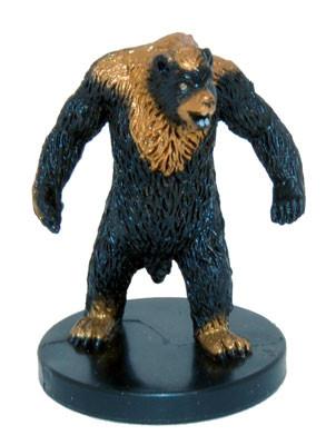 Aberrations #03 Celestial Black Bear (C)