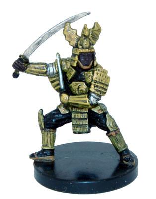 Aberrations #05 Dragon Samurai (R)