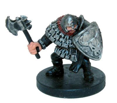 Aberrations #07 Hill Dwarf Warrior (C)