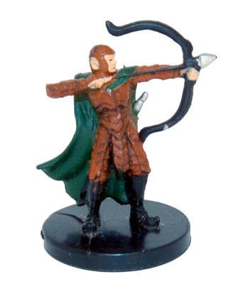 Aberrations #16 Elf Warrior (C)