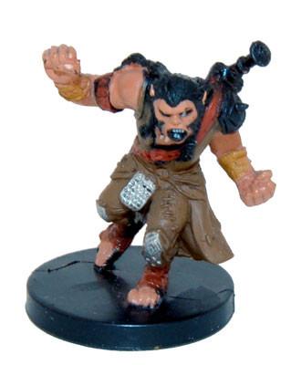 Aberrations #19 Longtooth Barbarian (U)