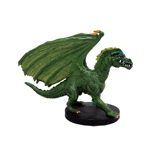 Aberrations #32 Green Dragon (R)