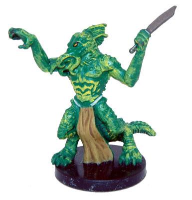 Aberrations #34 Half-Illithid Lizardfolk (U)