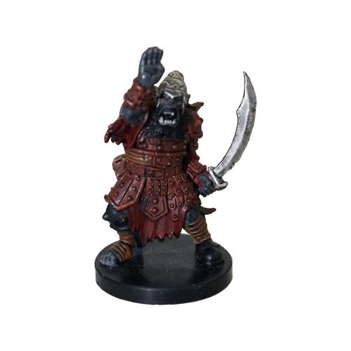 Aberrations #57 Orc Sergeant (U)