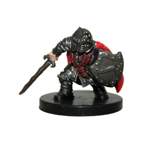 Angelfire #31 Dwarf Mercenary (C)