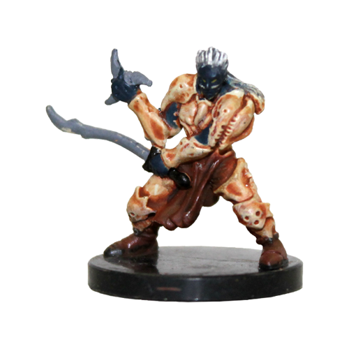 Angelfire #34 Scorpion Clan Drow Fighter (U)