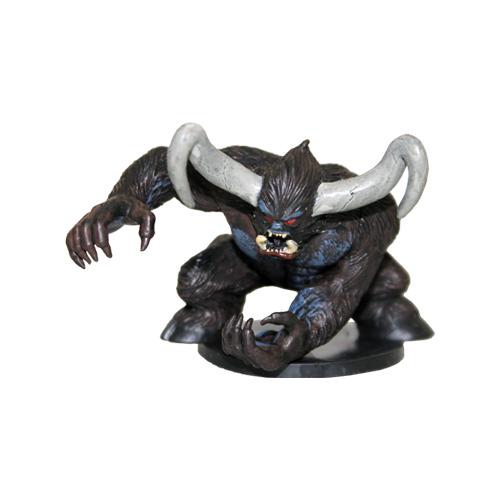 Angelfire #53 Feral Minotaur (U)