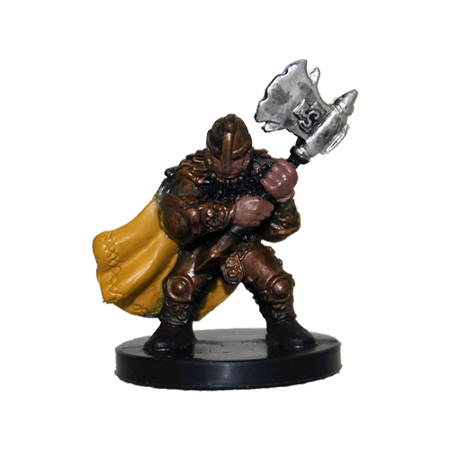 Archfiends #03 Gold Dwarf Fighter (U)