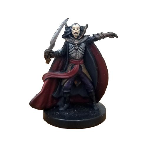 Archfiends #57 Vampire Aristocrat (R)